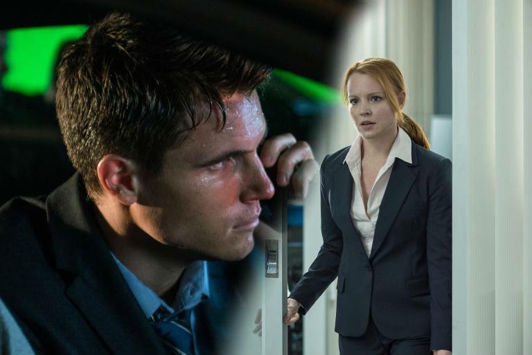 Die Agenten Miller (Robbie Amell) und Einstein (Lauren Ambrose) kamen neu in Staffel 10 dazu. © 2016 Fox
