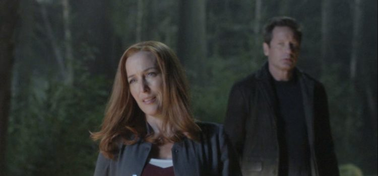 Scully und Mulder sind auf dier Suche nach ihrem Sohn William. Foto: © Twentieth Century Fox Film Corporation. All Rights Reserved.