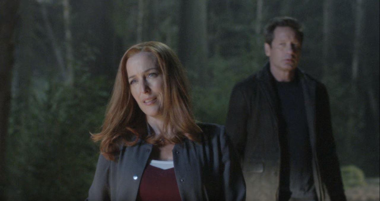 Scully und Mulder sind auf dier Suche nach ihrem Sohn William. Foto: © Twentieth Century Fox Film Corporation. All Rights Reserved.