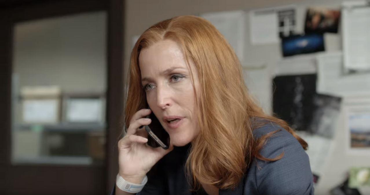Scully wird von Gillian Anderson gespielt. Foto: © Twentieth Century Fox Film Corporation. All Rights Reserved.