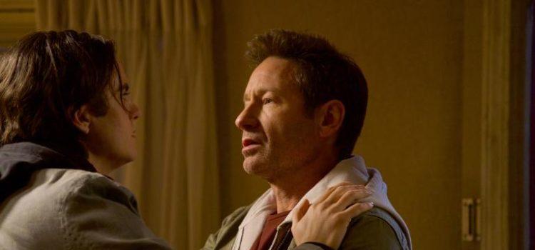 Als Mulder (David Duchovny, r.) auf seinen Sohn Jackson (Miles Robbins, l.) trifft und ihm seine Hilfe anbietet, verläuft das Gespräch ganz anders, als gedacht ... © 2018 Fox and its related entities. All rights reserved. / Shane Harvey