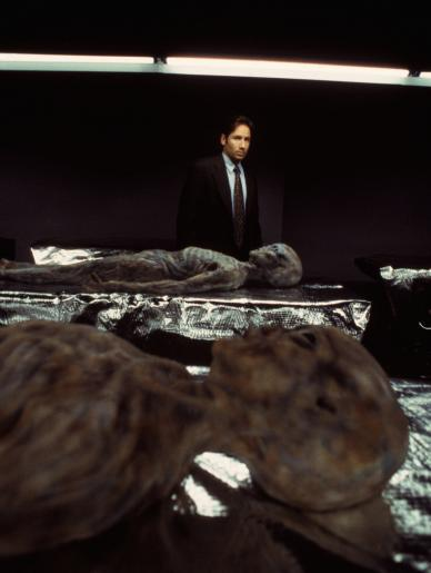 Fox Mulder (David Duchovny) © 1998 Twentieth Century Fox Film Corporation. All rights reserved.